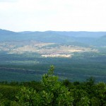 Vista del Valle del Arlanza
