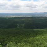 Panoramica desde la Cabeza de San Vicente